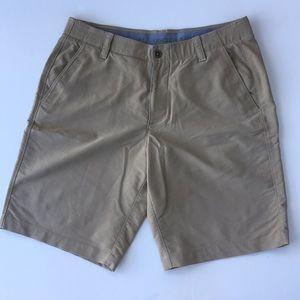 Under Armour UA Heatgear Stretch golf shorts 34
